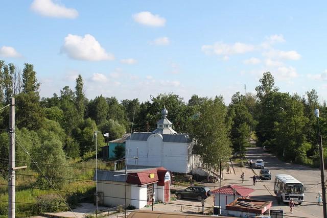 Venäjällä Uljanovkassa