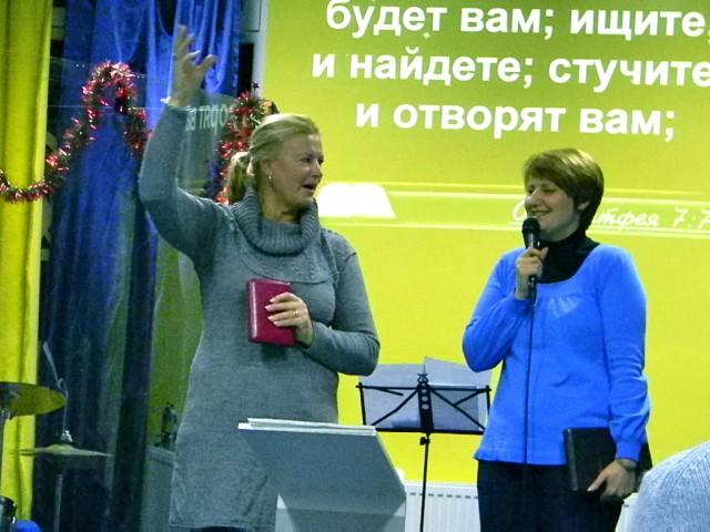 VEry-naiset Narvassa