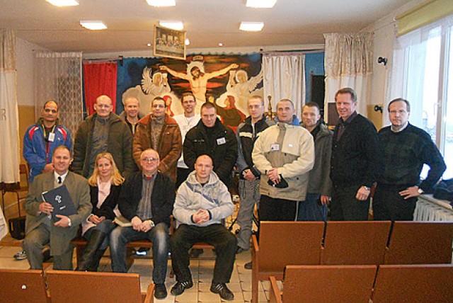Latvian vankiloissa