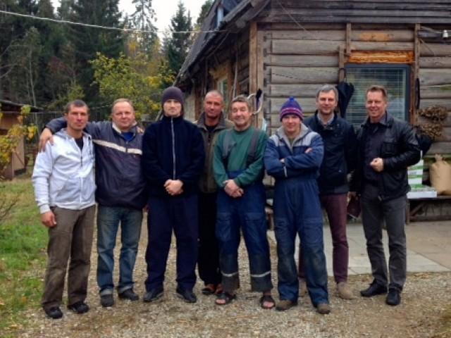 Avustusmatka Itä-Viroon