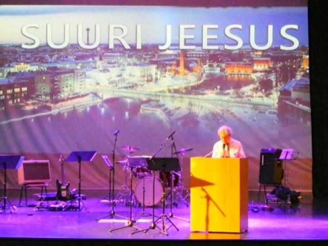 SUURI JEESUS -MAALISKUU