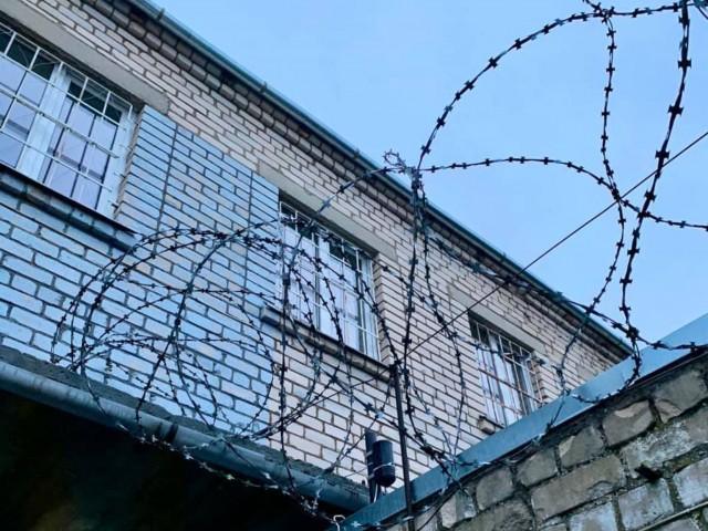 Daugavpilsin ja Riikan vankiloissa